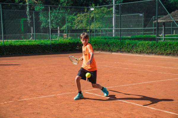 Tennis dagkamp